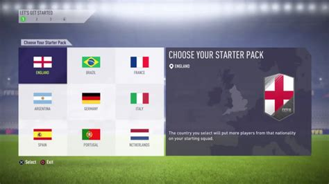 futhead best team the best leagues and nations for your fifa 18 starter team