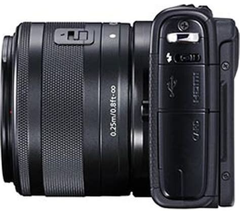 Canon Eos M100 15 45 Mm Black by Buy Canon Eos M100 Mirrorless With Ef M 15 45 Mm F