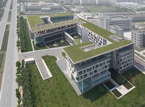 Chevron Corporate Office by Chervon International Trading Company Hoerr Schaudt