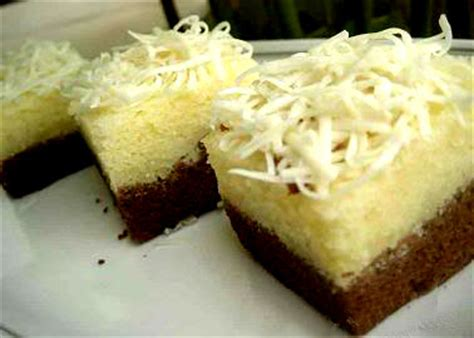 cara membuat brownies kukus pink marble brownies kukus coklat cake ideas and designs page 2