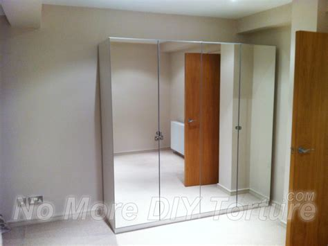 mirror wardrobe doors ikea ikea sliding closet doors uk roselawnlutheran