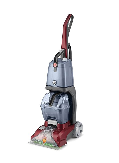 hoover rug cleaners hoover fh50150 carpet basics power scrub deluxe carpet cleaner brand new ebay