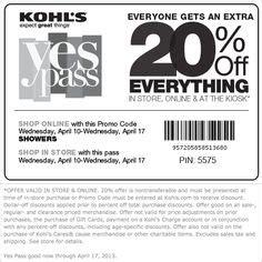 Kohls Gift Card Groupon - kohls 2017 printable coupons coupon codes blog