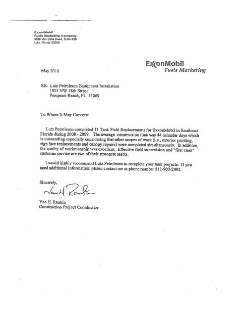 Confirmation Letter From Grandmother Nursing Student Recommendation Letter Sle