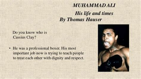 muhammad ali biography free download muhammad ali his life and times