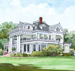 gallery for gt colonial revival architecture