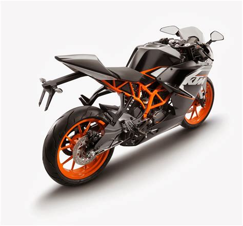 Ktm Duke Rc 125 Price In India Ktm Rc 125 200 390 30 High Resolution Photos Released