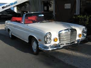 Mercedes 280se 3 5 For Sale Mercedes 280se 3 5 Cabriolet For Sale
