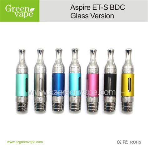 Aspire Bvc Et S Glass Version Clearomizer 1 8 Ohm aspire vivi s bdc glass version aspire brand products shenzhen greenvape technology limited