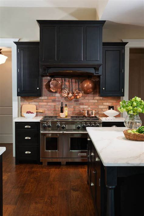 brick backsplash ideas design ideas