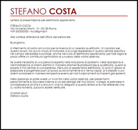 lettere di accompagnamento cv lettera di presentazione per lavoro curriculum vitae 2018