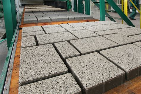 Concrete Patio Pavers by Using Concrete Pavers For Flooring Around Home Carehomedecor