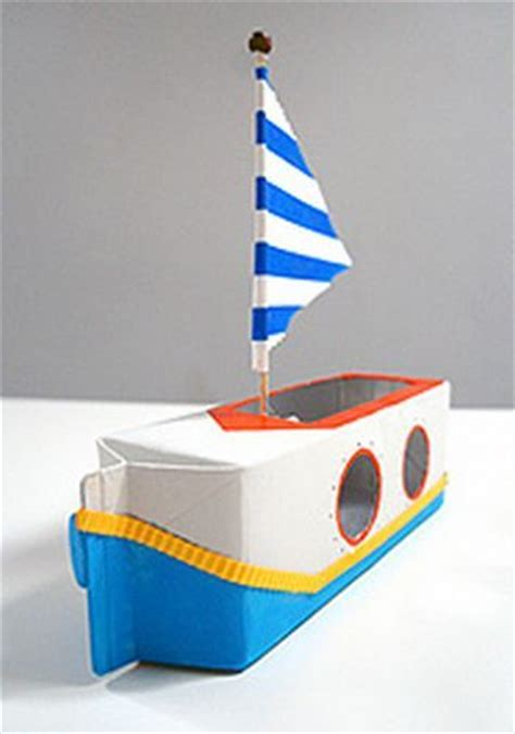 zeilboot maken surprise 25 beste idee 235 n over boot knutselen op pinterest boot