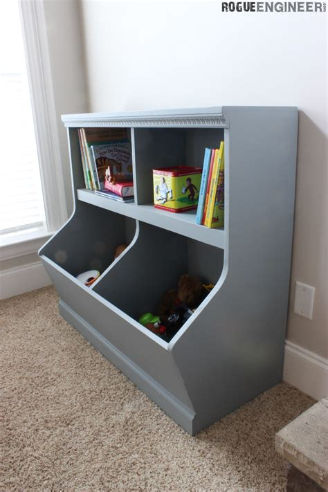 bookcase with toy storage 187 rogue engineer