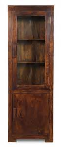 Mango Corner Display Cabinet Mango Display Cabinet H63d 163 329 95 Trade Furniture