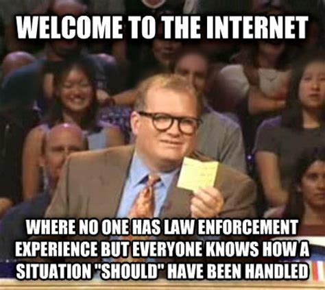 Internet Police Meme - livememe com drew carey whose line is it anyway