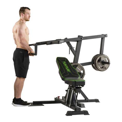 banc fitness banc de musculation tunturi wt80