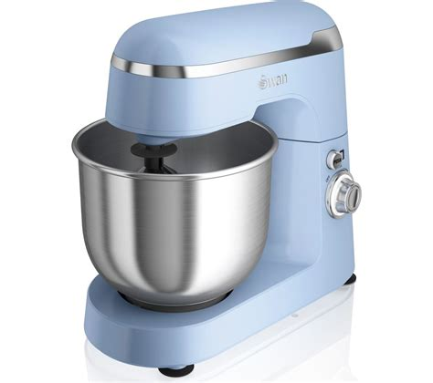 Mixer Philips Terbaru buy swan retro sp25010bln stand mixer blue free