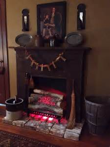 primitive fireplace decor 95 best images about primitive faux fireplaces on