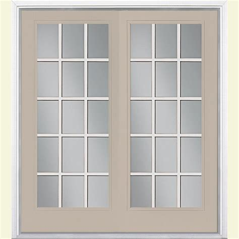 Patio Doors 144 X 80 72 In X 80 In View Prehung Right Inswing 15