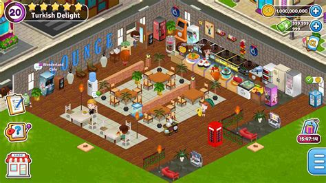 world chef game mod apk cafeland world kitchen mod apk unlimited money v1 7 8