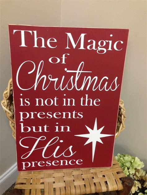christmas sign christmas decor north star religious