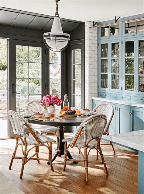 astounding french bistro chairs decorating ideas images in julianne hough s cozy personal sanctuary the simply