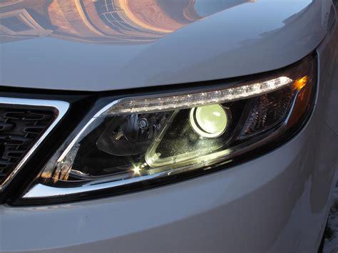 Kia Sorento Headlights 2014 起亞 Kia Sorento Review Cars Photos Test Drives