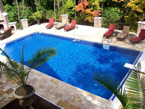 Amazing Inground Pool Designs Home Ideas Collection Inground Swimming Pool Designs