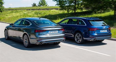 Audi A4 Sportback by New Audi A4 Avant And A5 Sportback G Models Launched