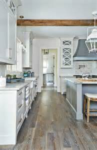 wood kitchen cabinets with wood floors 10 best floorings for your rustic kitchen