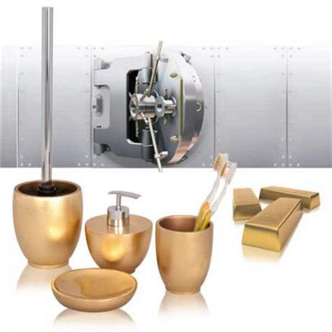 gold bathroom accessories uk wenko gold bathroom accessories set at victorian plumbing uk