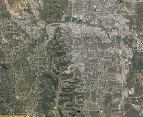 Pennington County Records 2012 Pennington County South Dakota Aerial Photography