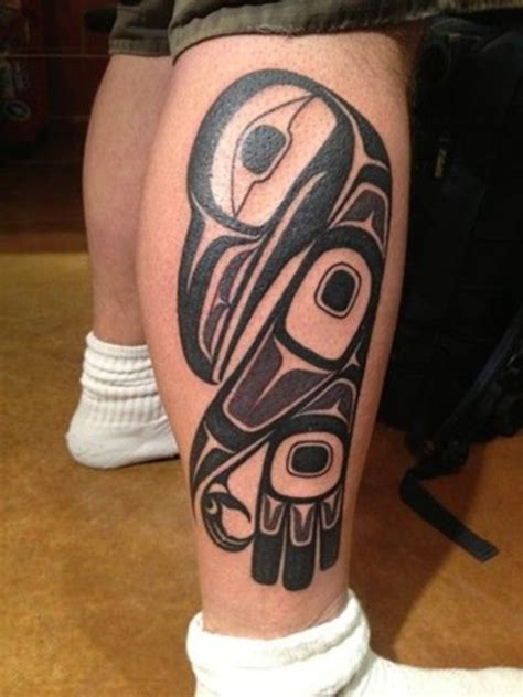 haida native american bird tattoo 75 uplifting and spiritual haida tattoos ideas for your