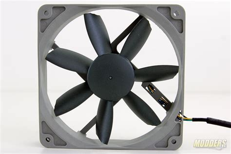 Fan Noctua Nf S12b Redux 1200p noctua redux fan series review page 2 of 3 modders inc
