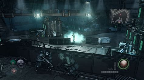 Ps3 Resident Evil Operation Racoon City resident evil operation raccoon city screenshots for playstation 3 mobygames