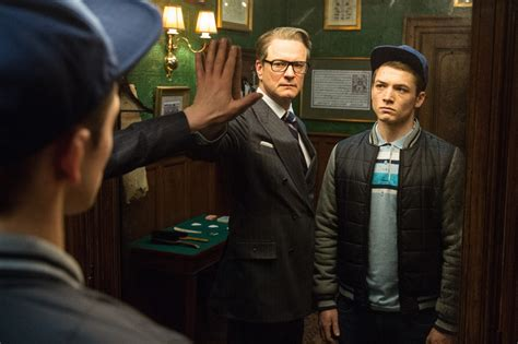 kingsman secret service kingsman review satisfying stylized vengeance against