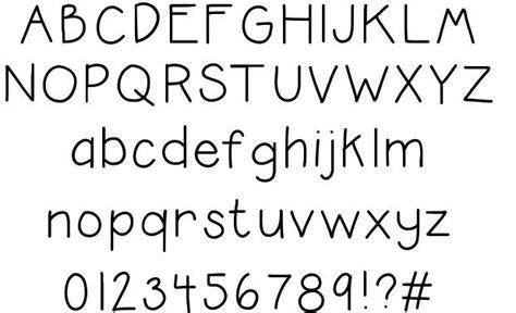 doodle print font free hello doodle print font by jen jones fontriver
