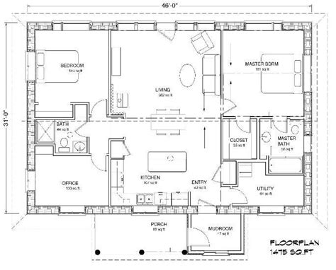 slab foundation floor plans slab home designs