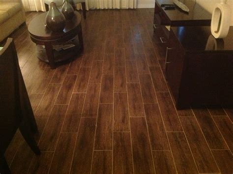 wood look porcelain tile flooring a new alternative to porcelain tile quot wood look quot perfect alternative to real