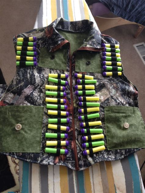 homemade tactical the 41 best images about alex nerf on pinterest vests