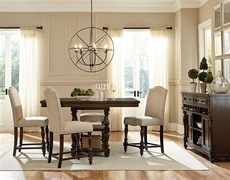 standard furniture dining room sets standard counter height for kitchen furniture efficiency