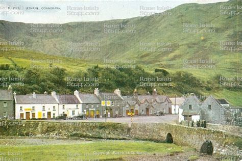 leenane irland leenane connemara galway ireland 1950 s photo