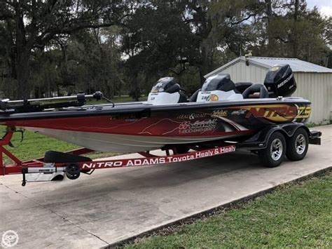 nitro z21 rc fishing boat 2008 nitro z9 bass boat detail classifieds
