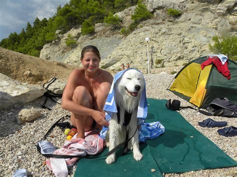Beauty Saminka V Chorvatsku Saminka On Holiday At Croatia Rajce Net