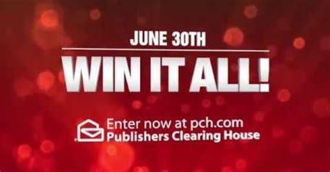 Pch Prize Number Ownership - may 2015 pch quot win it all quot tv commercials youtube miranda55 pinterest recipes