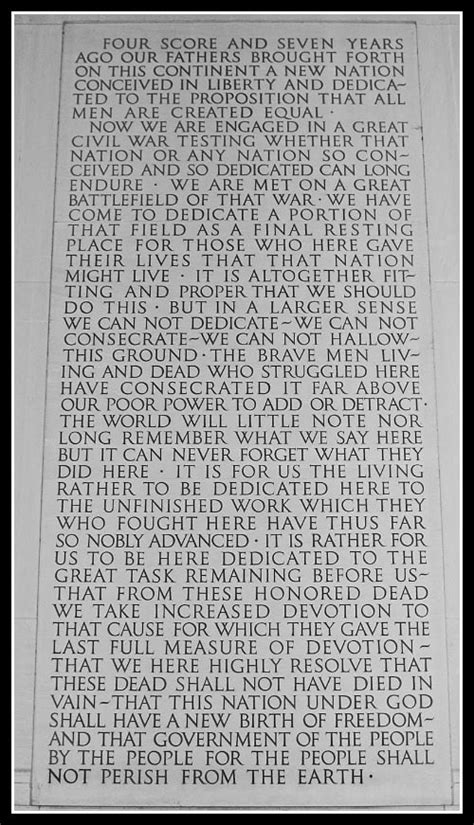 lincoln memorial speech the lincoln memorial a visitor s guide free tours by foot