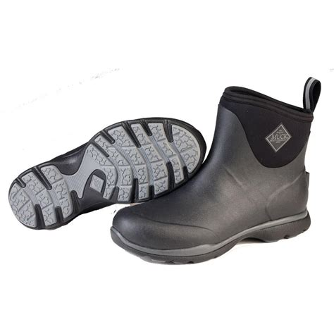 arctic muck boots muck arctic excursion waterproof insulated rubber ankle