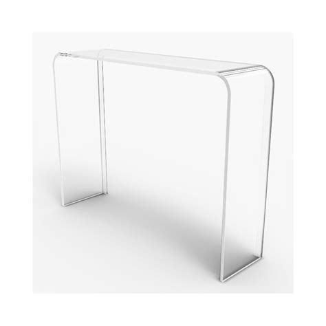 Plastic Console Table with Acrylic Console Table Design Shop Designtrasparente