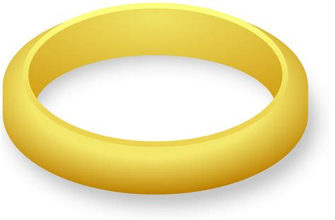 wedding rings clipart the cliparts